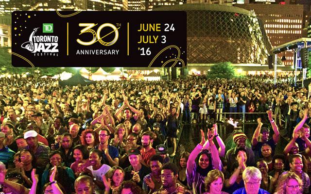 Toronto Jazz Fest 2016