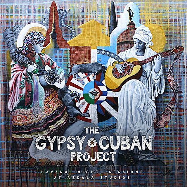 Damian Draghici - The Gypsy Cuban Project