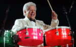 Tito Puente by Mike Albans - Associated Press