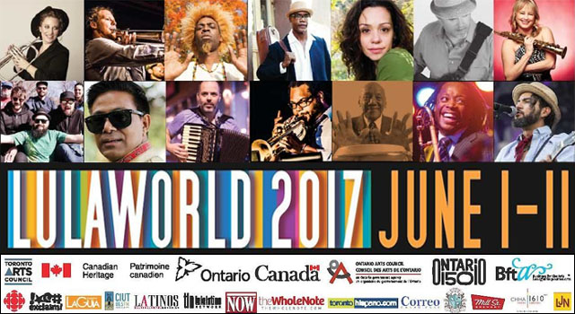 Lulaworld Festival June 1-11-2017
