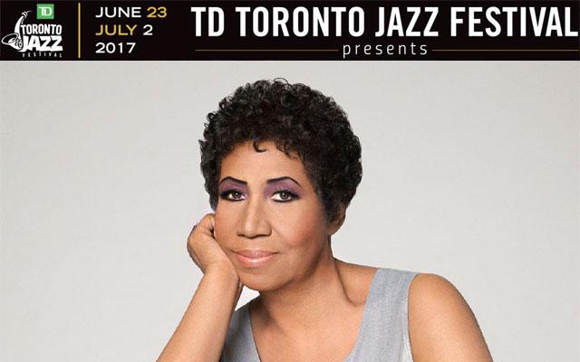Aretha Franklin - TD Toronto Jazz Festival