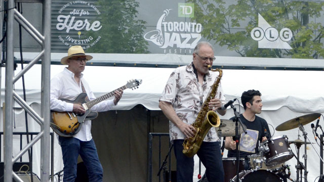 Toronto Jazz Fest - Humber College Faculty Quintet