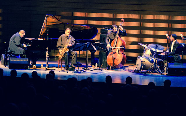 Wayne Shorter Quartet at Koerner Hall - Toronto, April 22, 2017