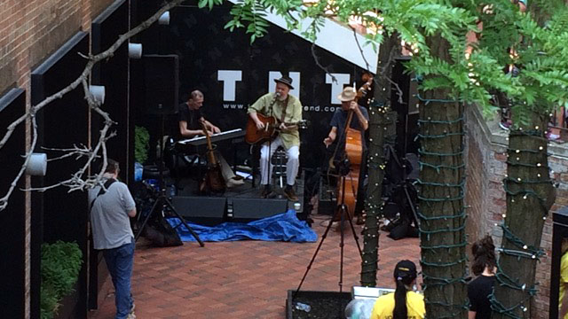Brian Blain - TD Toronto Jazz Fest 2017