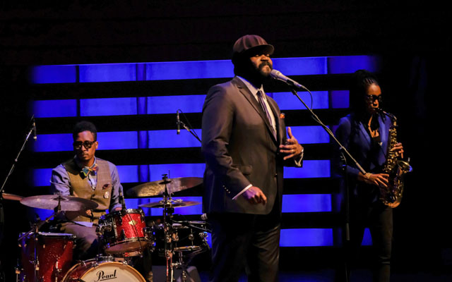 Gregory Porter at Koerner Hall - Toronto JazzFest 2017