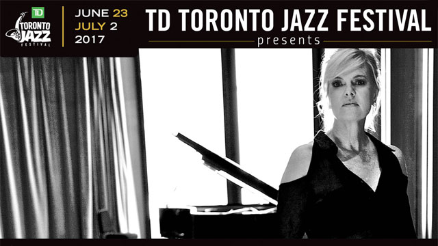 Carol Welsman at the Jazz Bistro