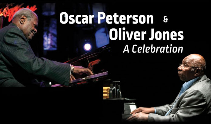 Oscar Peterson & Oliver Jones - A Celebration