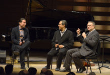 Mervon Mehta with Alfredo Rodriguez and Danilo Perez