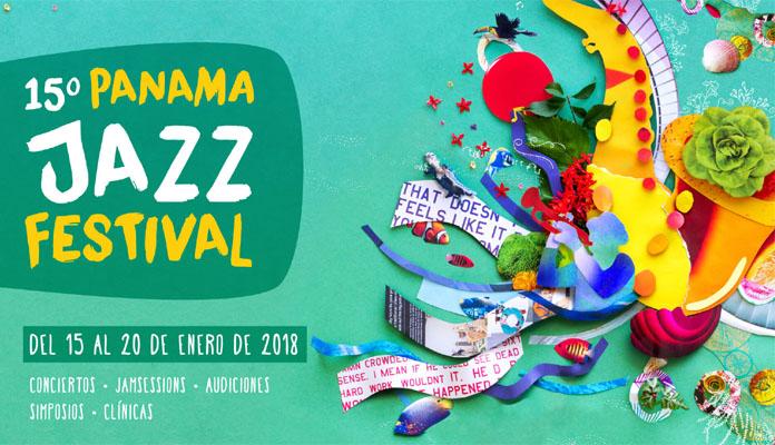 15th Annual Panama Jazz Festival: January 15-20, 2018