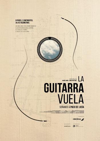 La Guitarra Vuela - Soñando a Paco de Lucía
