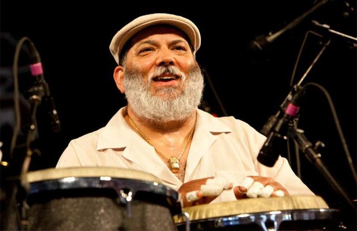 Poncho Sanchez at Tucson Jazz Fest 2019