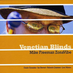 Mike Freeman ZonaVibe: Venetian Blinds
