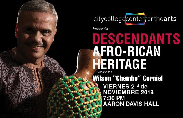 Descendants Afro-Rican Heritage