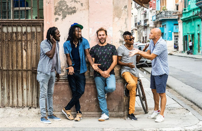 French-Cuban Jazz Outfit