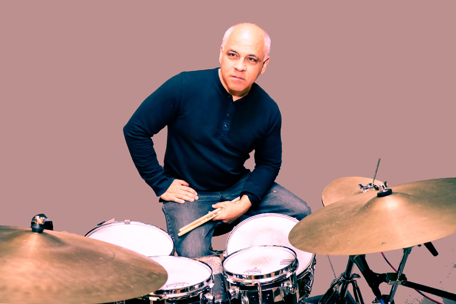 Drummer, Composer, Educator, Marlon Simon