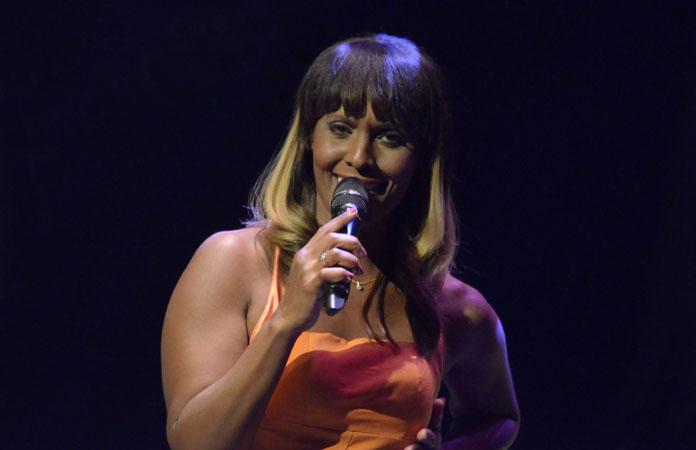 Yaíma Sáez at Flato Markham Theatre