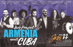 Armenia Meets Cuba Jazz Project