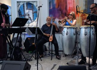 Frank Colón Releases Latin Lounge