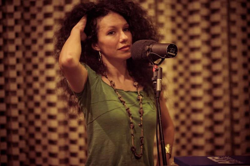 Singer, Songwriter Raquel Cepeda