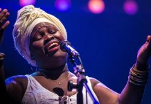 Daymé Arocena: Voice of the Volcanic Heartbeat