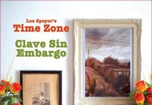 Loz Speyer's Time Zone: Clave con Embargo