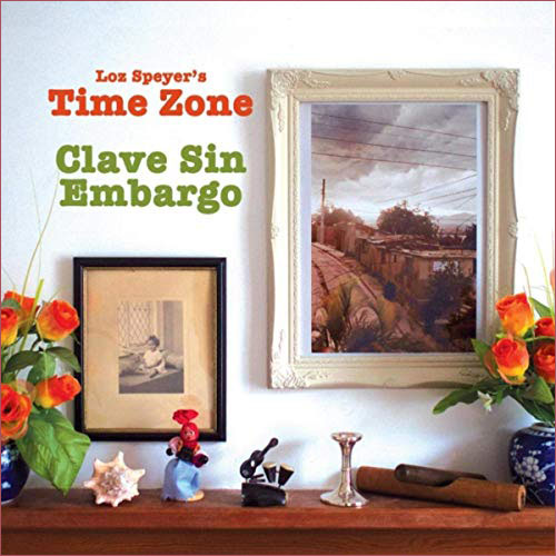 Loz Speyer's Time Zone: Clave con Embargo