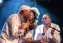 Omar Sosa - The Aguas Trio