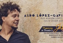 Aldo Lopez-Gavilan At Jazz Bistro