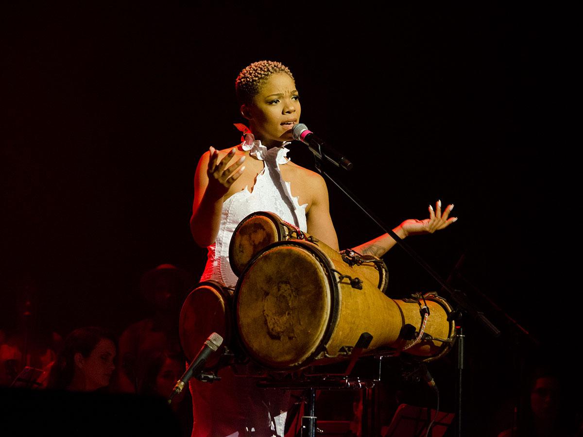 35 Festival Internacional Jazz Plaza 2020 De La Habana A Santiago - Opening Night: Tributo a Juan Formell y Los Van Van - Photo credit: Danilo Navas, Raul Da Gama