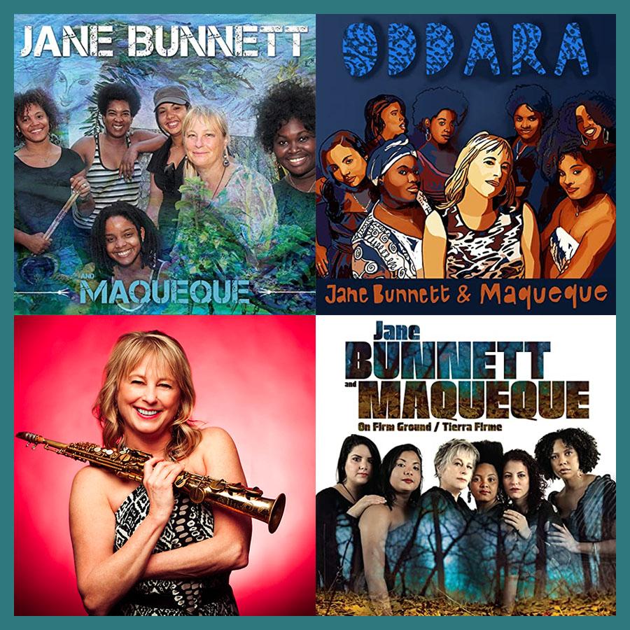 Jane Bunnett and Maqueque Playlist