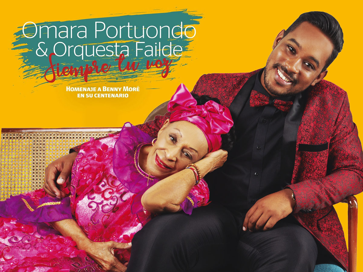 Omara Portuondo, Ethiel Failde
