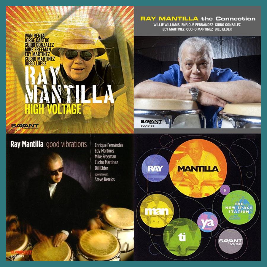 Ray Mantilla Playlist