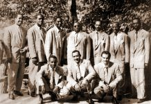 Arsenio Rodríguez and his conjunto in the 1940s