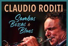 Sambas, Bossas and Blues: The Best of Claudio Roditi on Resonance