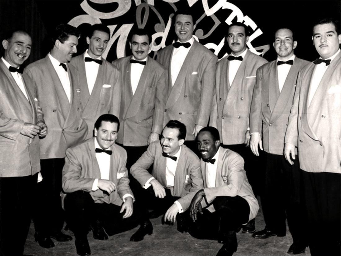 Roberto Espí and his Conjunto Casino.