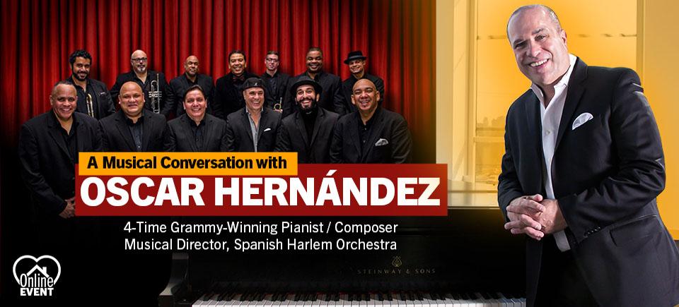Oscar Hernández - A Musical Conversation