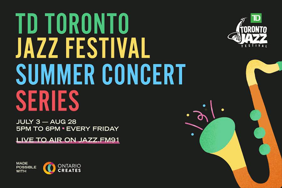 TD Toronto Jazz Fest 2020