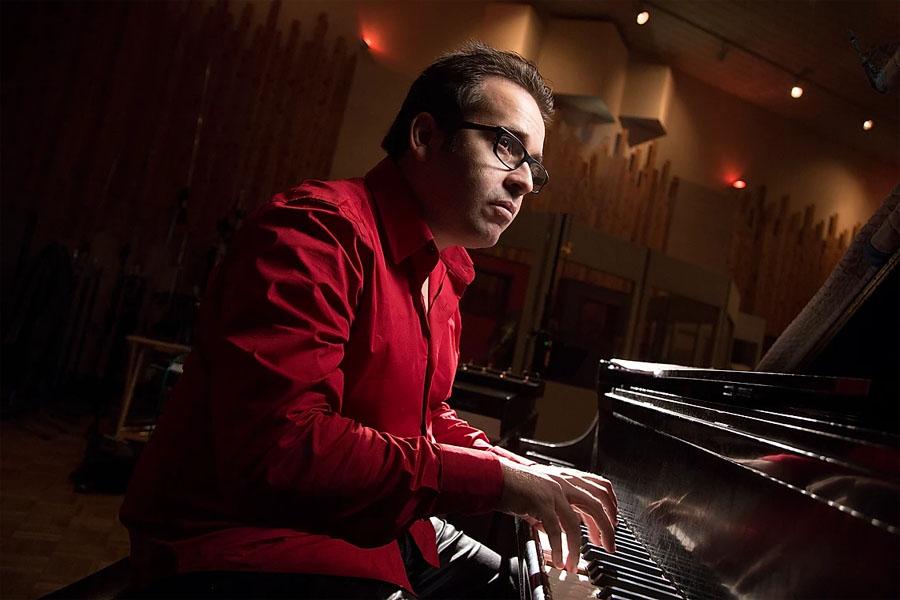 Pianist, Composer Manuel Valera