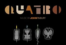 Quatro - Music by John Finbury