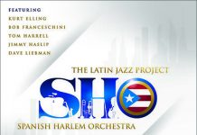 Spanish Harlem Orchestra: The Latin Jazz Project