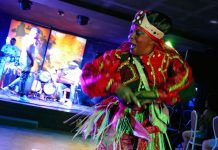 Yoruba Andabo at El Tablao - Havana, Cuba - Photo credit: Danilo Navas, Raul Da Gama