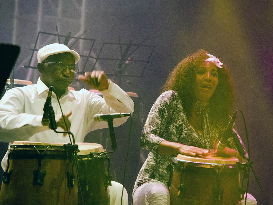 Yoruba Andabo at Teatro Nacional