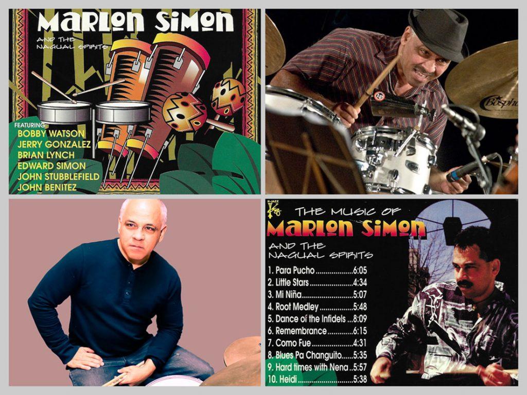 """Marlon Simon Re-releases """"The Music of Marlon Simon"""""""