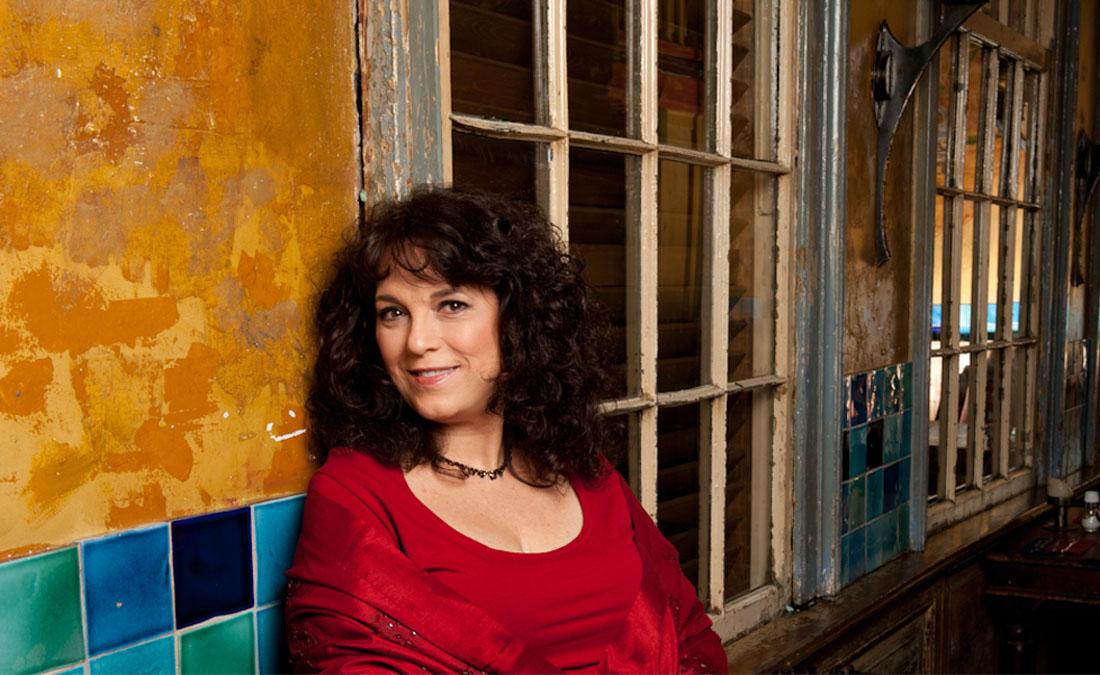 Cuban Vocalist Estrella Acosta