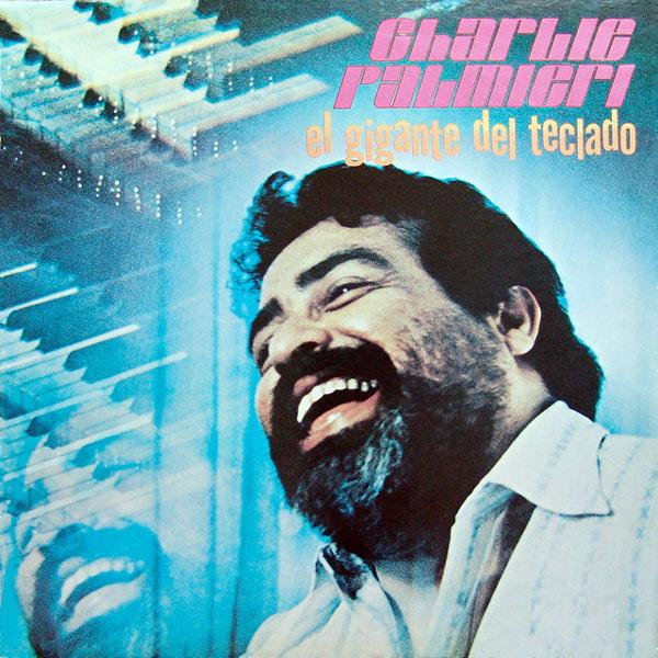 CD cover: El Gigante del Teclado