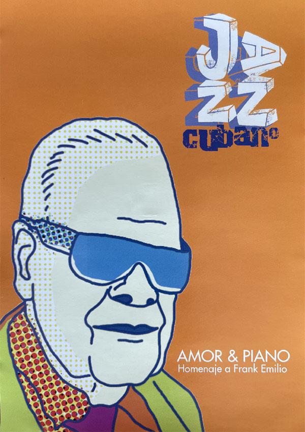 Jazz Cubano - Frank Emilio - Amor & Piano