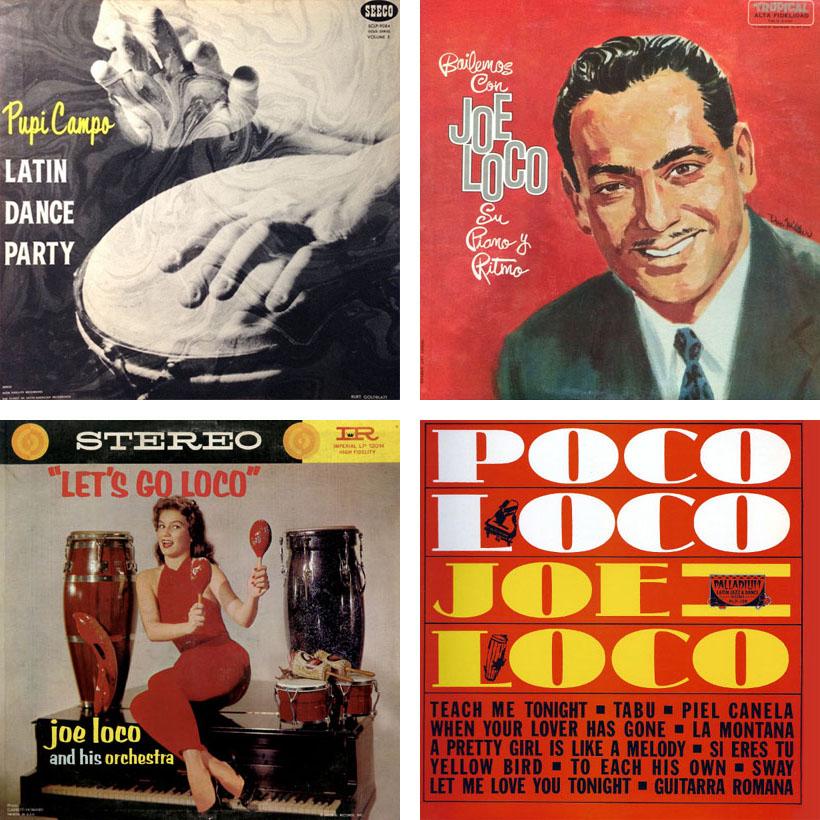 Joe Loco - Albums