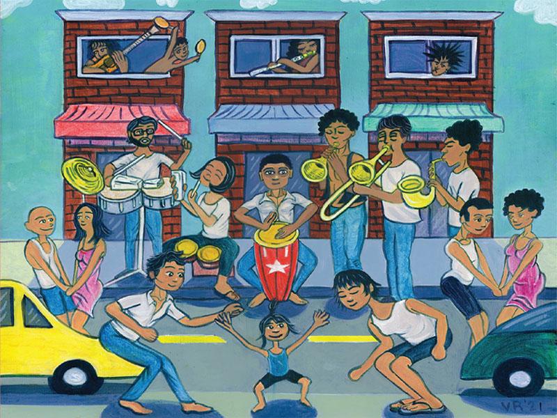 Bronx Conexión Latin-Jazz Big Band Macho - YouTube