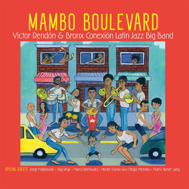 Bronx Conexión Latin-Jazz Big Band Awijee - YouTube