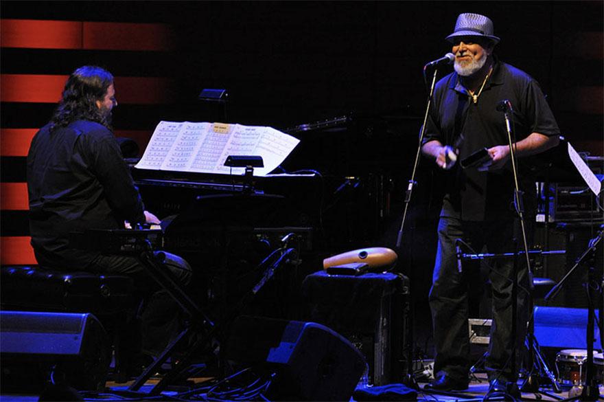 Poncho Sánchez Latin Jazz Band featuring Christian Scott - Koerner Hall, Toronto